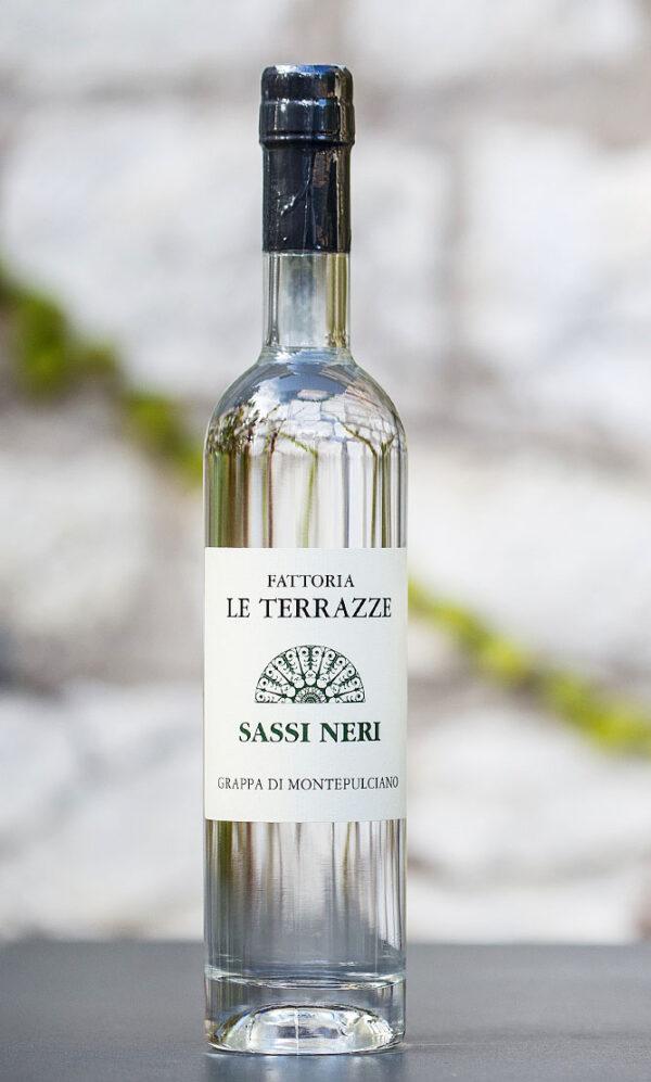 Grappa Sassi Neri
